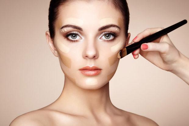 Melhores bases para o rosto pele
